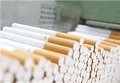 کشف 544 هزار نخ سیگار در یزد