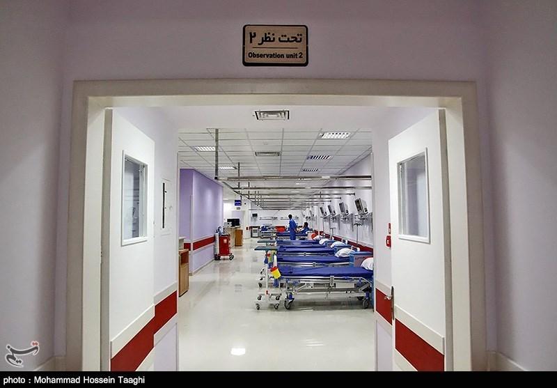 افتتاح بزرگترین مرکز اورژانس تخصصی خاورمیانه با حضور وزیر بهداشت