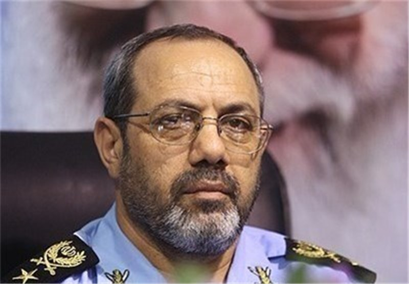 Commander: Iran Air Force Ready to Train Pilots from Region