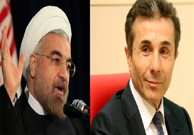 Iranian President Hopes for Expansion of Ties with Georgia