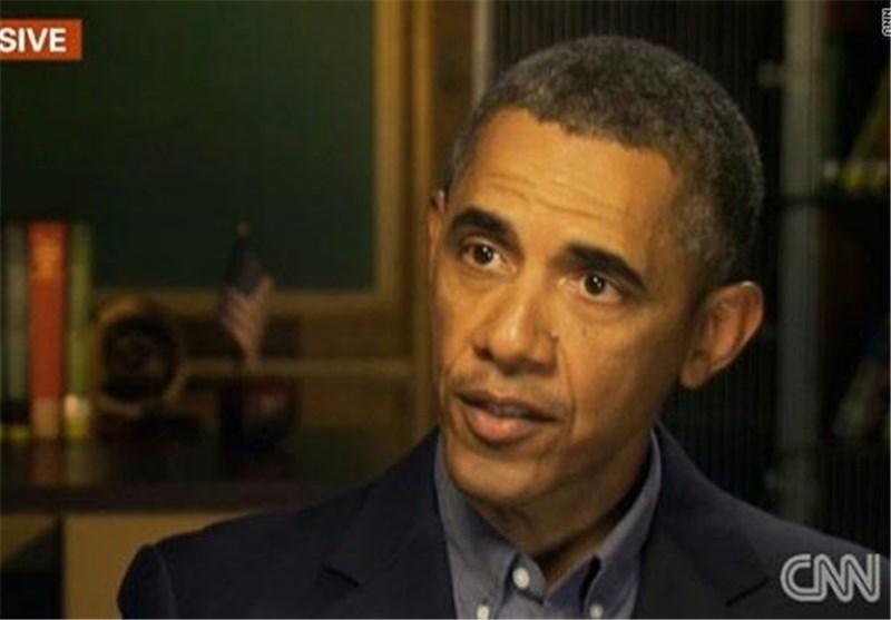Obama: Syria Disarmament Could Avert Strike