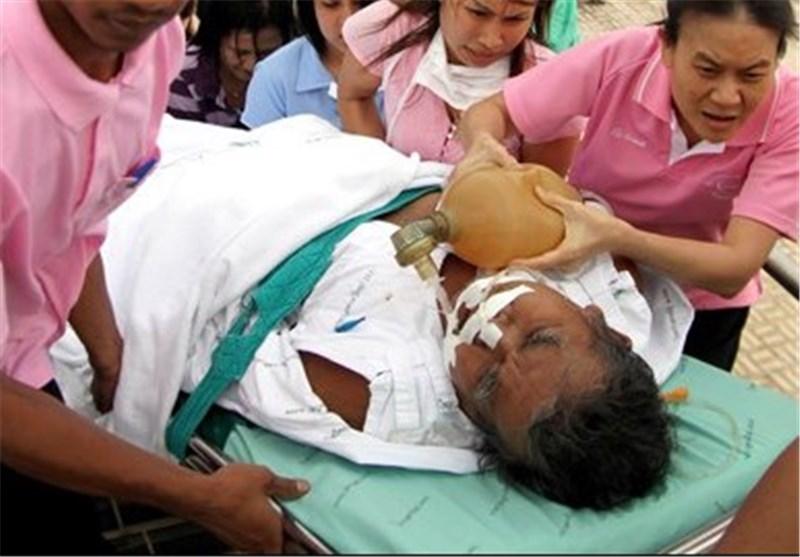 2 Soldiers Dead in Thai Bombing