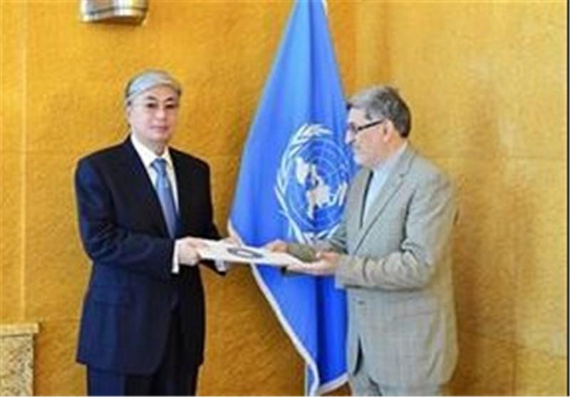Iranian Envoy Blasts UN Human Rights Report on Iran