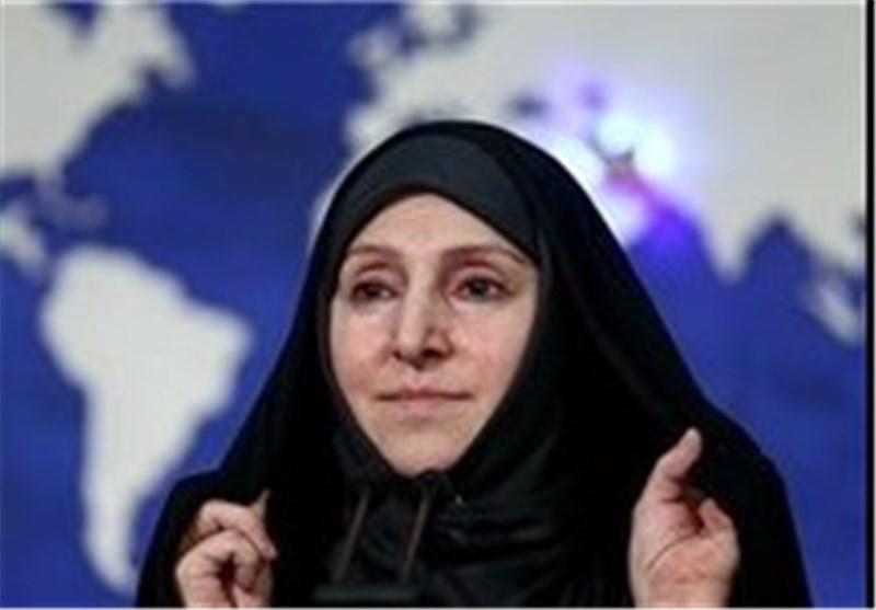 مرضیة أفخم : المحادثات بین ایران الاسلامیة وروسیا حول منظومة S300 الصاروخیة ستستمر