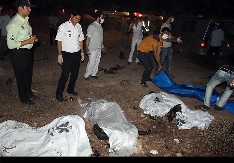 27 کشته در حادثه سقوط اتوبوس به دره ای در هند