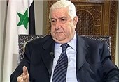 Muallem: Syria Ready to Sign Chemical Weapons Convention