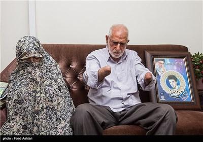 روایت شهید ترور از درگیریهایش با منافقین/ دستبازی که دستهایش را فدا کرد