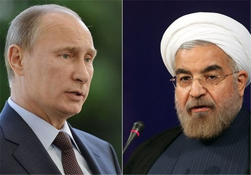 Russia's Putin Optimistic about Iran Nuclear Issue