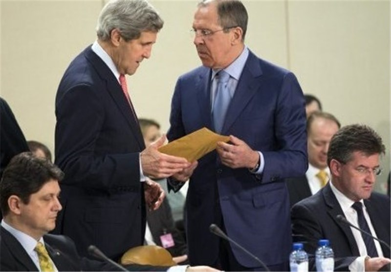 Kerry: US, Russia Agree Syria Chem Weapons Deal