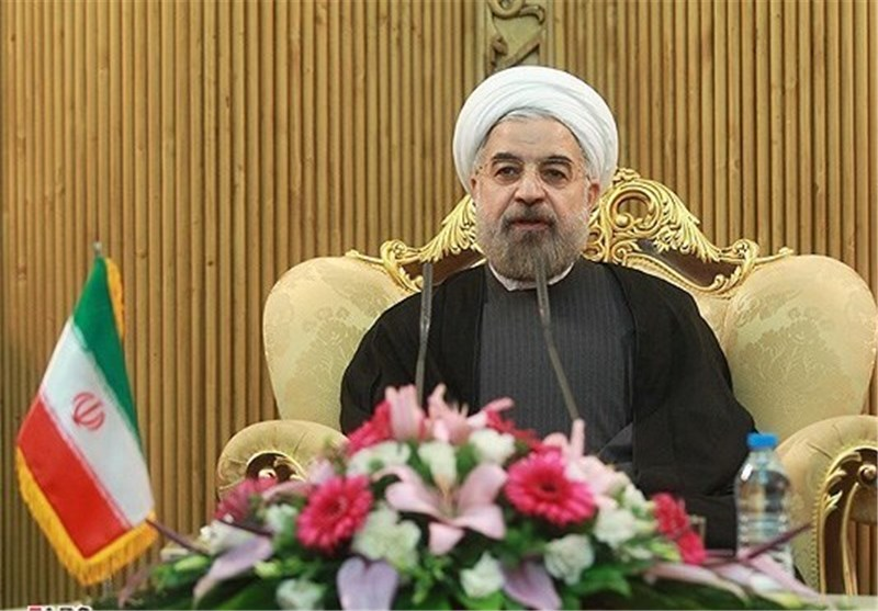 Iranian President Meets Tajik, Mongolian Counterparts