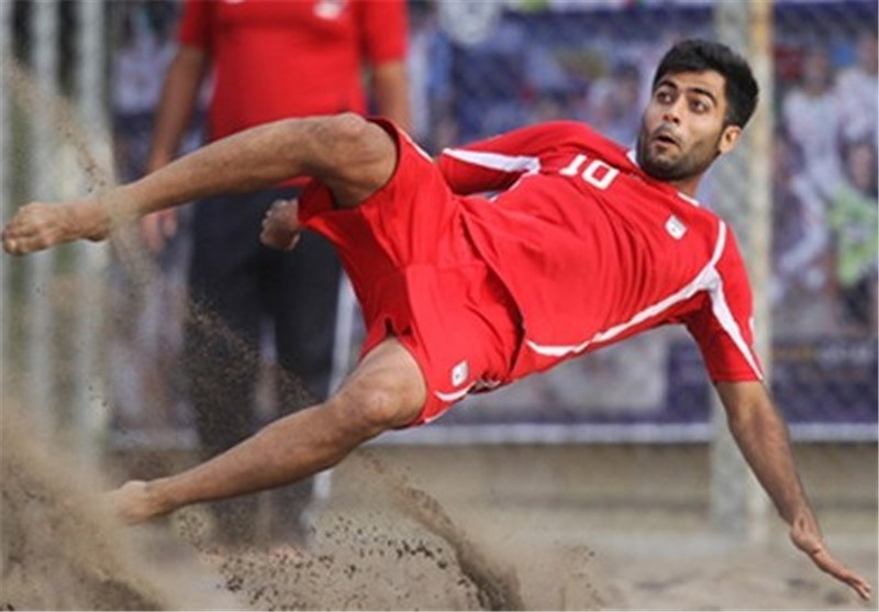 Iran's Moslem Mesigar to Miss AFC Beach Soccer Championship