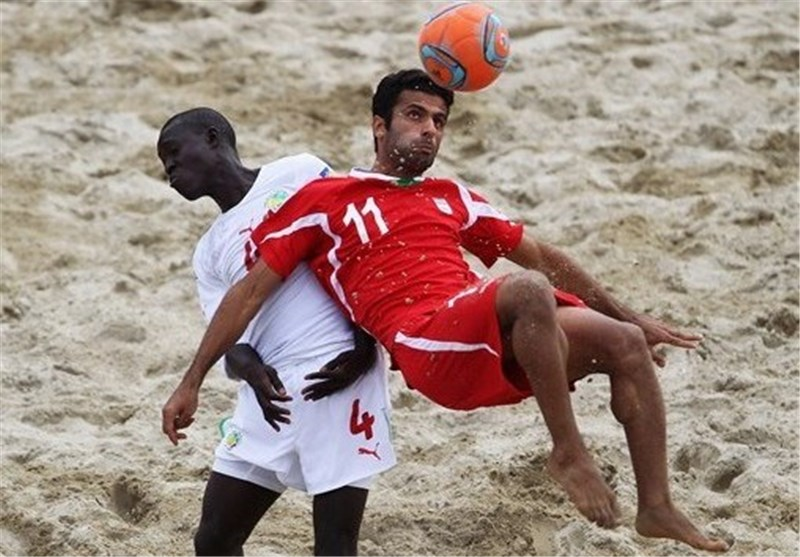 Iran Beach Soccer Wants to Advance to Semis: Captain