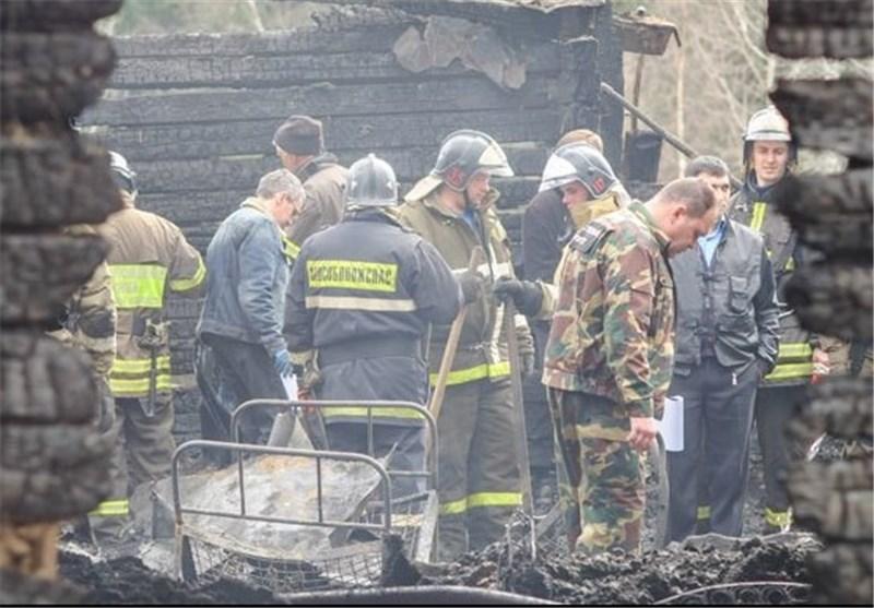 Dozens Feared Dead in Psychiatric Hospital Fire in Russia