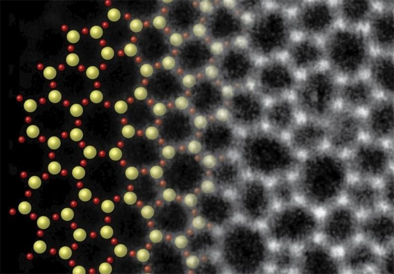 World's Thinnest Glass, Just Two Atoms Thick