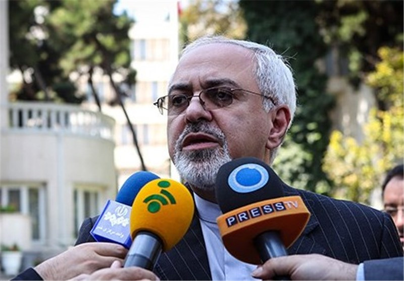 "Zarif Views Iranian Delegation's UN Visit as ""Positive"""
