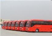 فعالیت 73 خط اتوبوسرانی در شیراز
