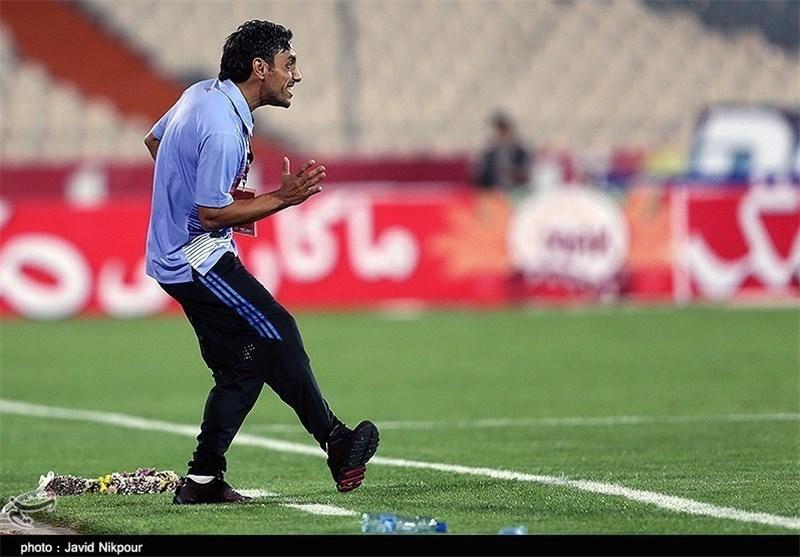 خطیبی: اگر سرمربی تراکتورسازی شوم هدفم قهرمانی جام حذفی است