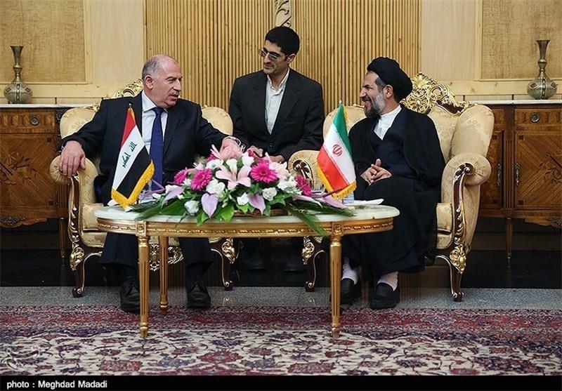 Iraqi Parliament Speaker Starts Official Visit to Iran
