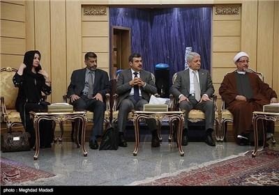 Iraqi Parliament Speaker Starts Visit to Tehran