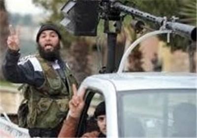 تروریست ها سوریه