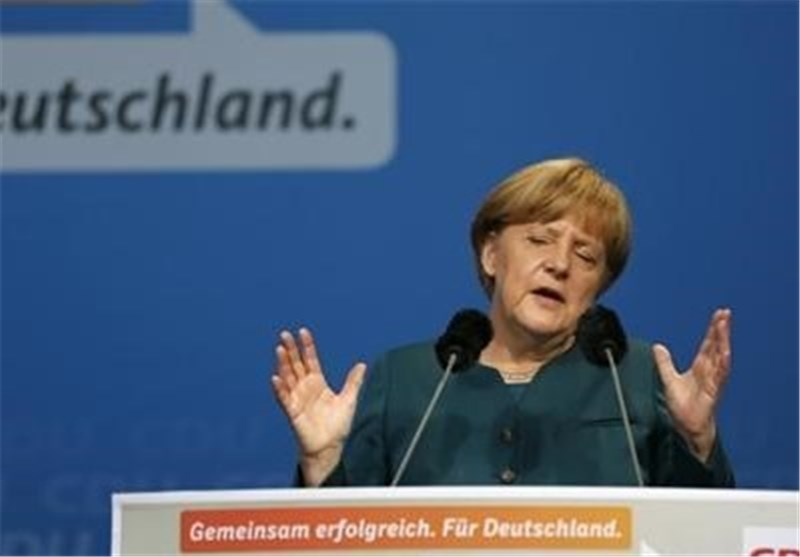 Merkel Fights for Majority in Tight German Election Race