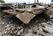 """طوفان """"انگرید""""در مکزیک دست کم 14 کشته بر جای گذاشت"""