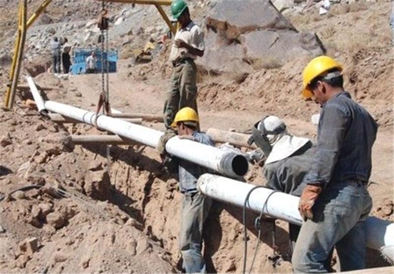 عملیات گازرسانی به 300 روستای کرمانشاه انجام میشود