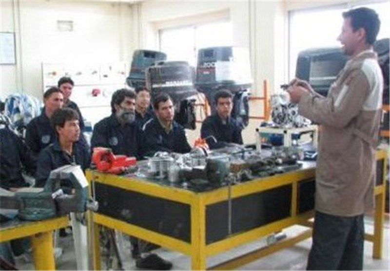 آموزش فنی و حرفه ای