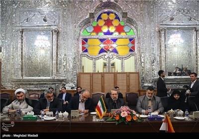 Iranian, Iraqi Speakers Meet in Tehran