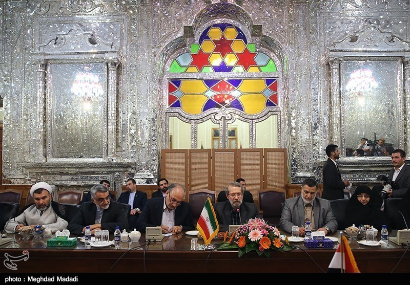 Iranian, Iraqi Speakers Meet in Tehran