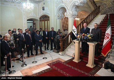 Photos: Iranian, Iraqi Speakers Meet in Tehran