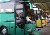 نرخ کرایه اتوبوسهای زنجان تا مرز خسروی تعیین شد