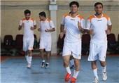 18 بازیکن به اردوی تیم امید فوتسال ایران دعوت شدند