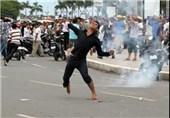 نیروهای امنیتی کامبوج به سوی معترضان آتش گشودند