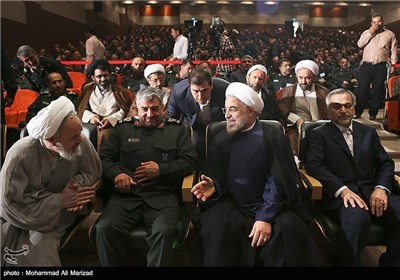 IRGC Annual Meeting Held in Tehran