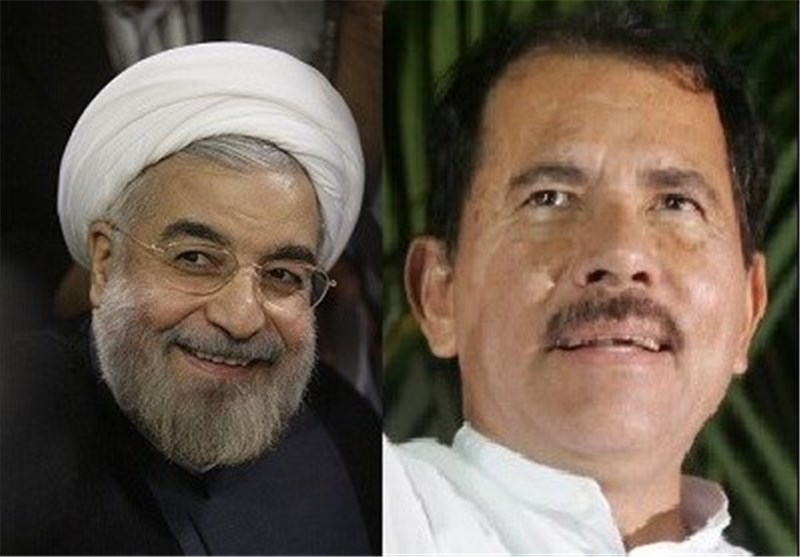 Iran's President Calls for Stronger Ties with Nicaragua