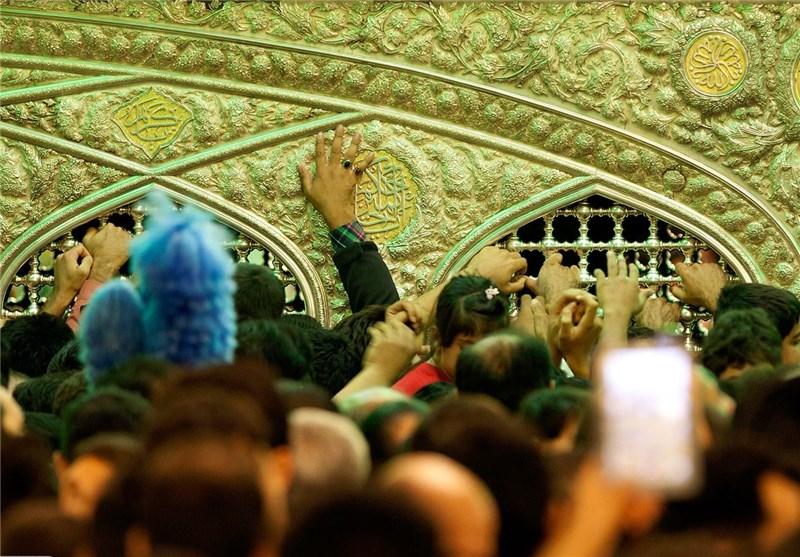 جاماندگان از زیارت امام رضا(ع) کلیک کنند + پخش زنده از روضه منوره