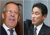 دیدار وزرای خارجه و دفاع روسیه و ژاپن