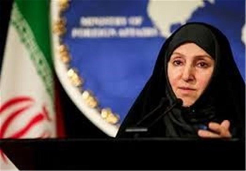 ایران الاسلامیة تدین بشدة التفجیر الارهابی فی بیروت