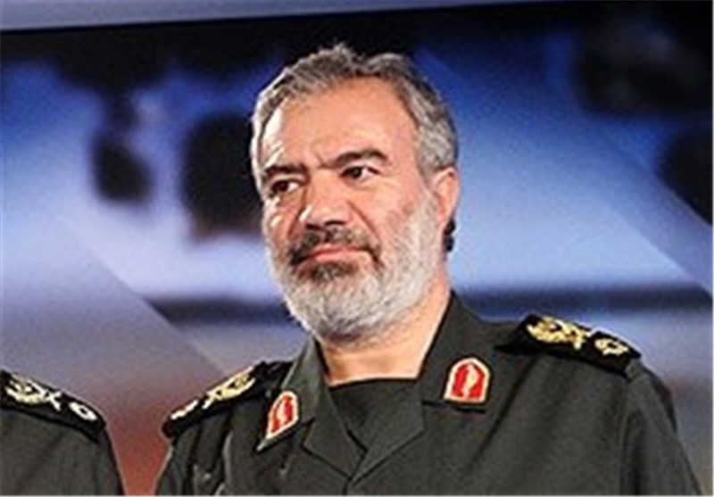 Commander: IRGC Successful in Breaking Monopoly of Military Equipment