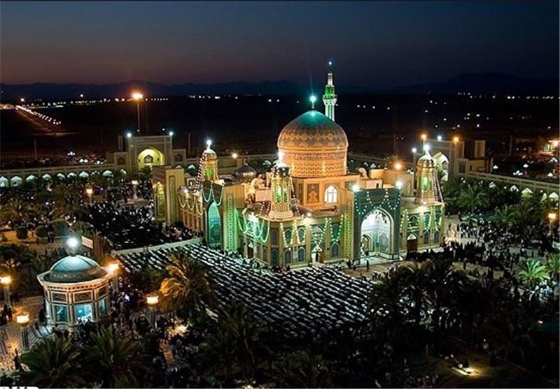 خراسان جنوبی| میقات الرضا (ع) طبس میزبان هزاران نفر از مردم روزهدار در شبهای قدر