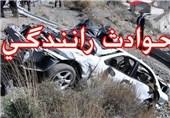 5 کشته و مصدوم در محور سمیرم به شهرضا