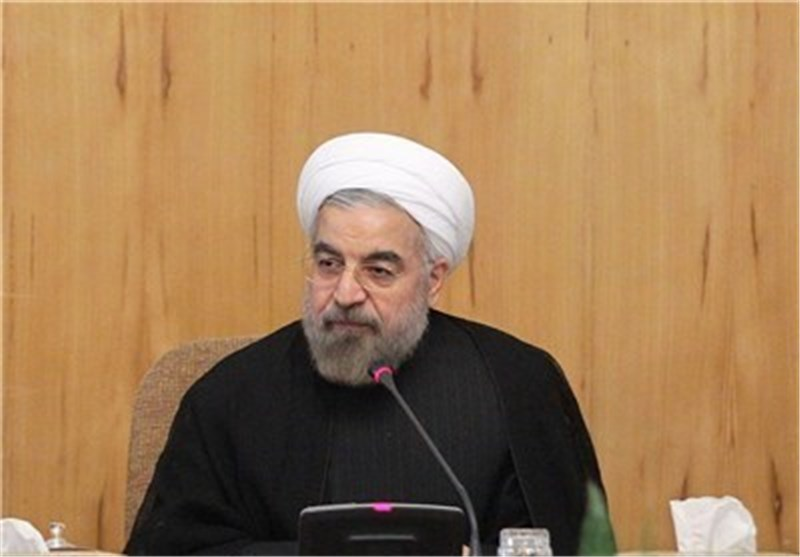 Rouhani: Tehran, Riyadh Willing to Remove Trivial Tensions