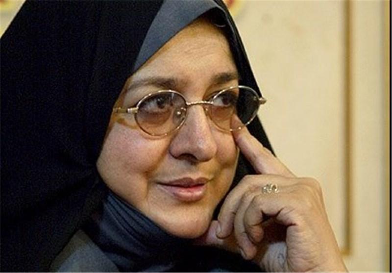 فاطمه راکعی خبر ریاستش بر دانشگاه الزهرا( س) را رد نکرد