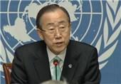 تمجید بانکی مون از تصمیم معارضان سوری