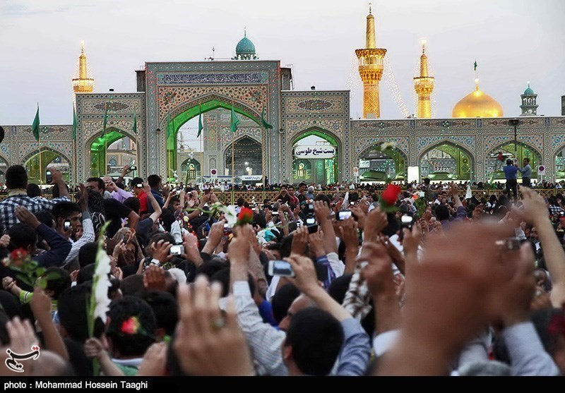 Photos: Shiite Muslims Celebrate Birthday of Imam Reza (AS)