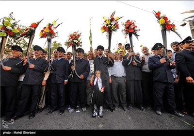 Shiite Muslims Celebrate Birthday of Imam Reza (AS)
