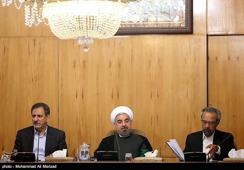 Photos: Iranian Cabinet's Weekly Session