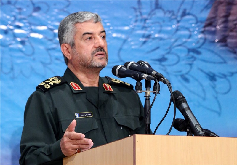 Commander: IRGC's Deterrent Capability Extends to Whole Region