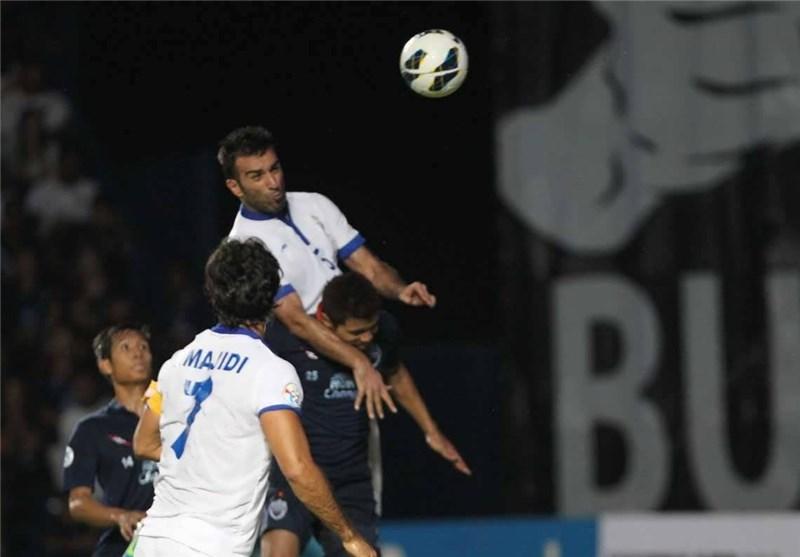 Esteqlal Defeats Buriram United 2-1 in AFC Champions League (+Photos)